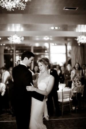 Ballroom Wedding First Dance