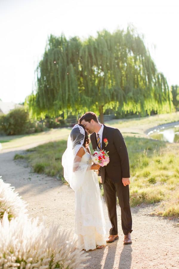 Beautiful Backyard Wedding Cameron Ingalls