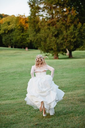 Bridal Portrait by Kristyn Hogan Photography
