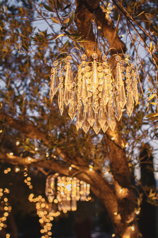 Chandeliers In Wedding Decor