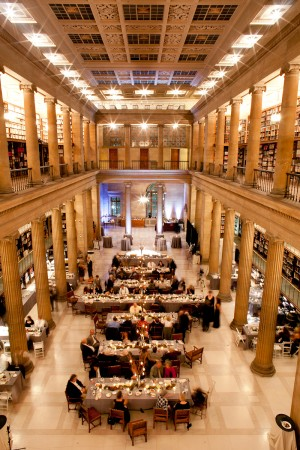 Chicago Library Wedding Laura Ivanova 1