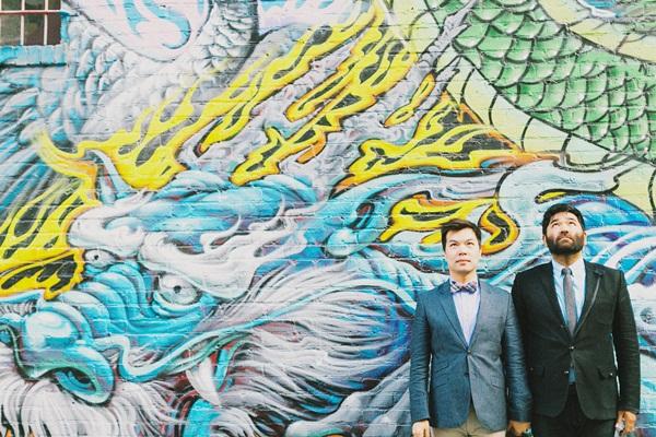 Chinatown Mural Engagement Shoot
