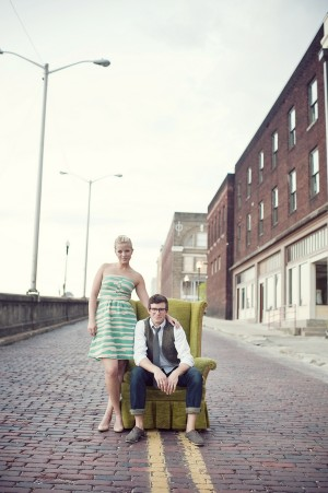 City Engagement Session Jennie Andrews Photography 3