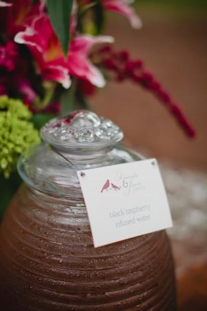Custom Wedding Drink Ideas