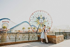 Disneyland Engagement Session Sloan Photographers 1