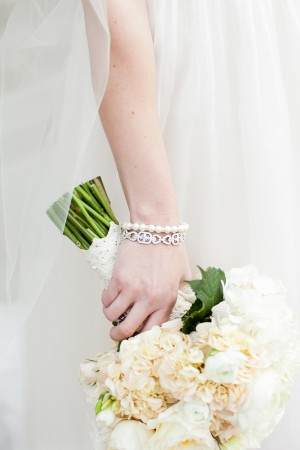 Elegant Bridal Bracelet Jewelry