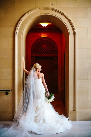 Elegant Bridal Portrait The Goodness