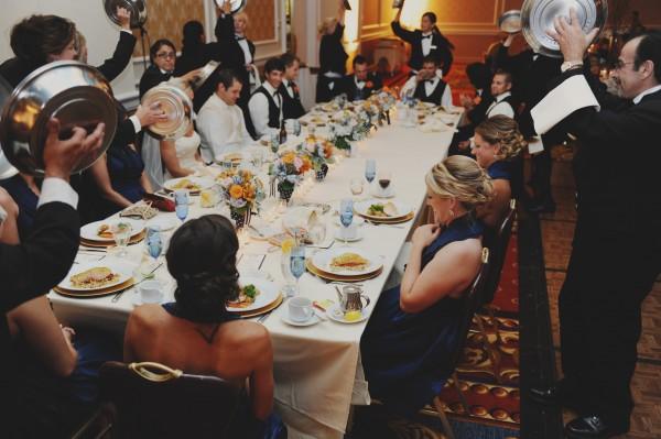 Elegant Reception by Amy Carroll