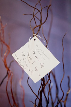 Marriage Wishes on Branch
