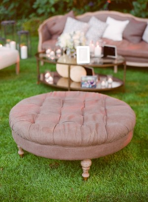 Outdoor Reception Lounge Seating
