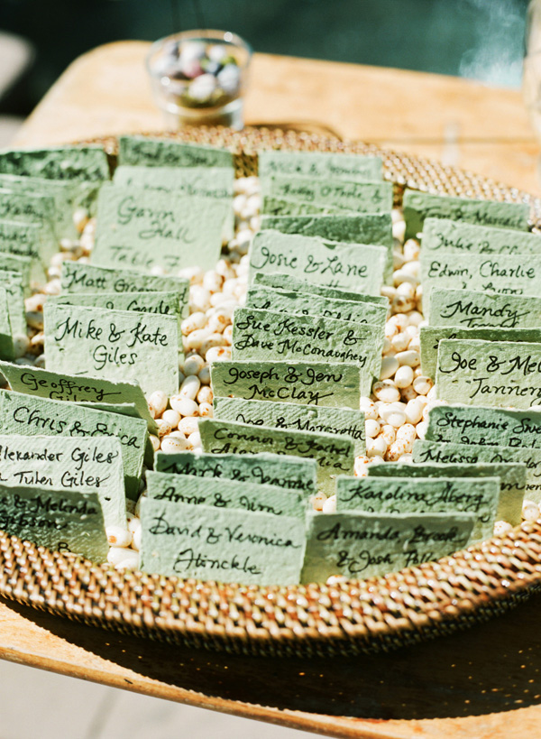 Plant Reception Place Cards 1