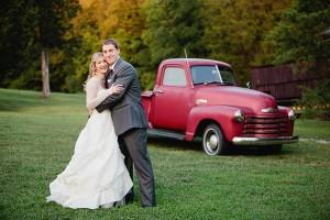Rustic Nashville Wedding