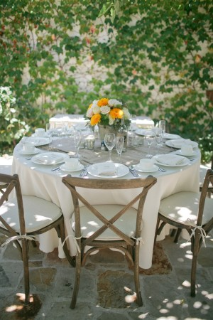Rustic Summer Villa Wedding by Troy Grover Photographers 1