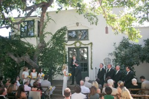 Rustic Summer Villa Wedding by Troy Grover Photographers 4