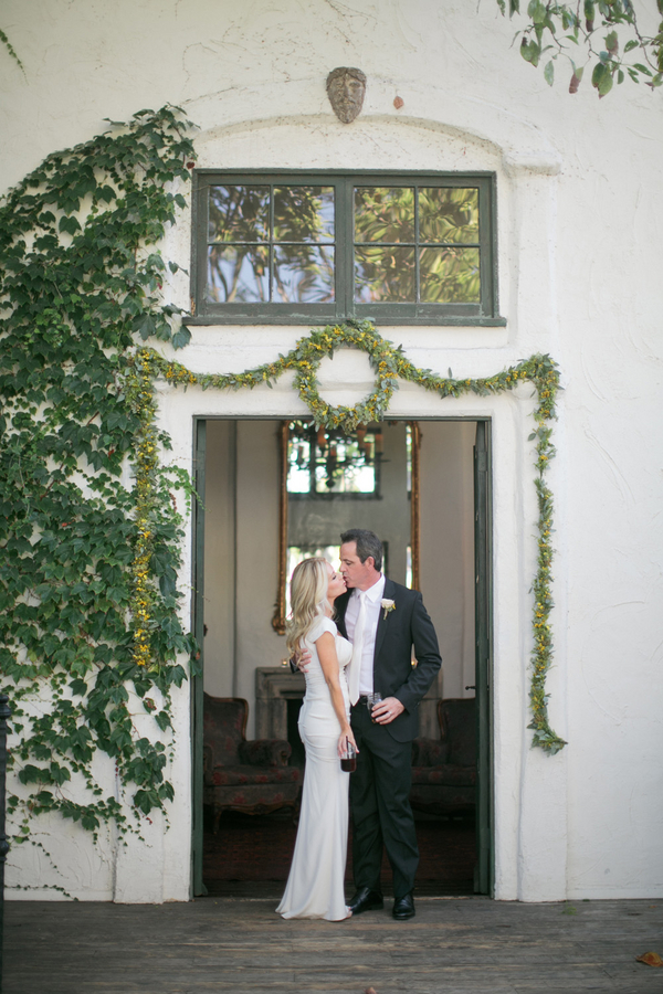 Rustic Summer Villa Wedding by Troy Grover Photographers 6