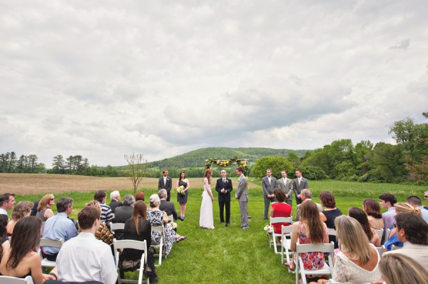Spring Vermont Wedding Daria Bishop
