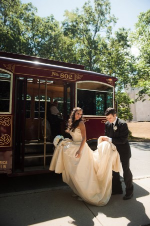 Streetcar Wedding Photos