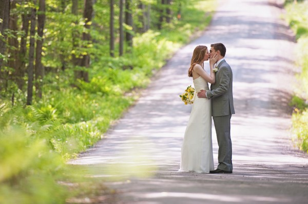 Wedding Couple Portrait by Daria Bishop Photography 1