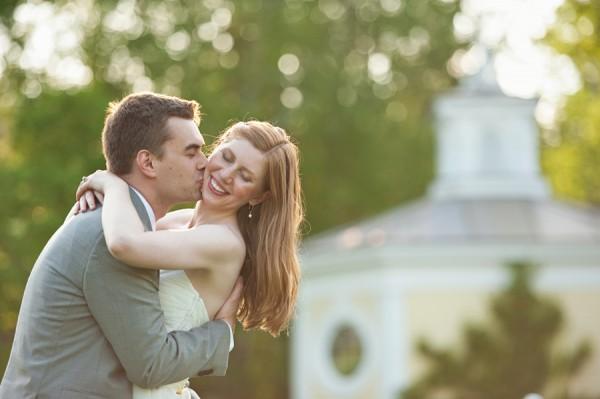Wedding Couple Portrait by Daria Bishop Photography 2