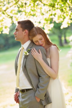 Wedding Couple Portrait by Daria Bishop Photography 3