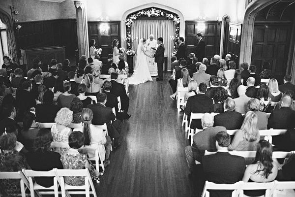 Atlanta Fine Arts Center Wedding Venue
