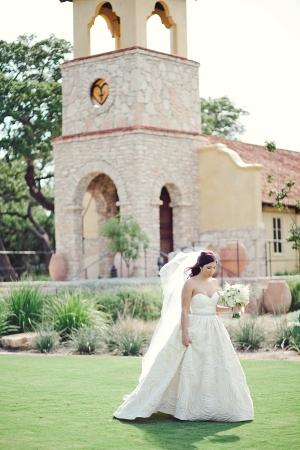Austin Chapel Wedding