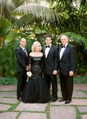 Black Tie Wedding Fashion