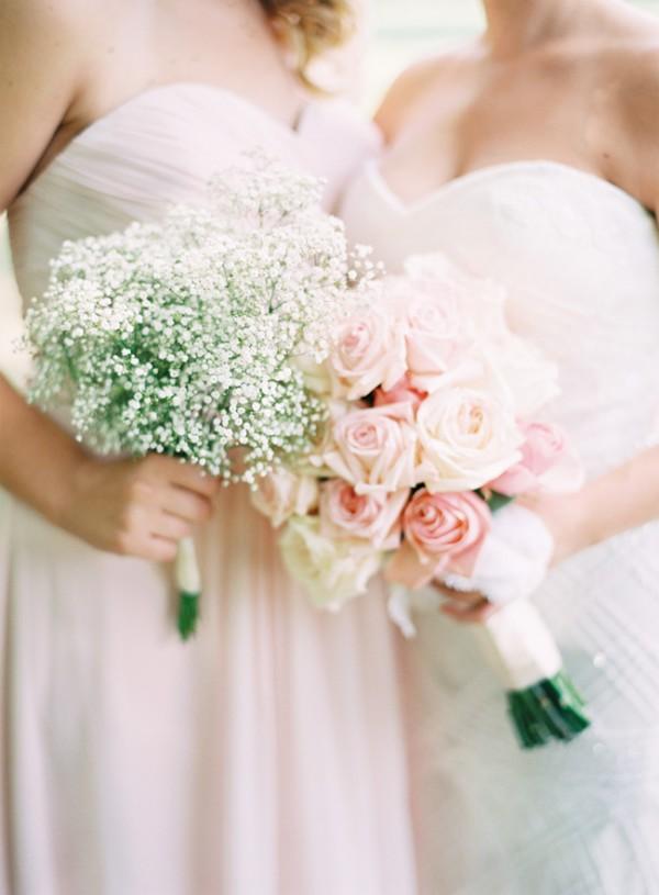 pink bridesmaids dresses elizabeth anne designs the
