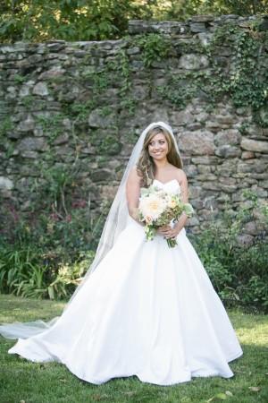 Bridal Portrait Amanda Kraft
