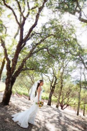 Bridal Portrait by Julie Mikos