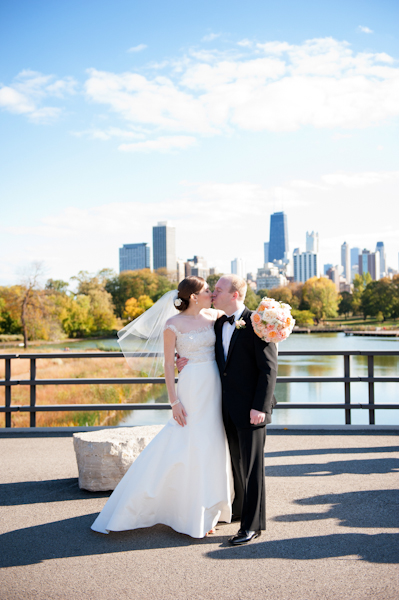 Classic Chicago Wedding From Alaina Bos Photography