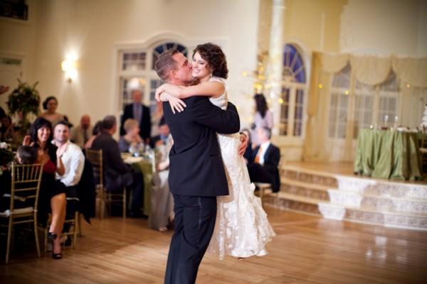 Couple Reception Dance