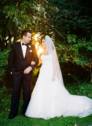 Couple Wedding Portrait by Katie Stoops