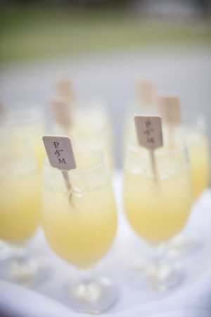 Custom Wedding Coktails