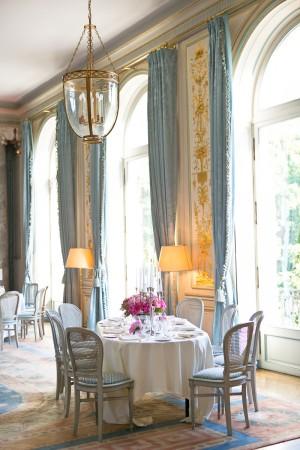 Elegant Parisian Ballroom Wedding