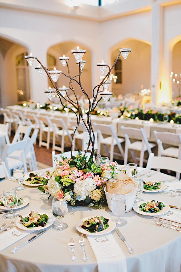 Branch Wedding Centerpiece Elizabeth Anne Designs The Wedding Blog