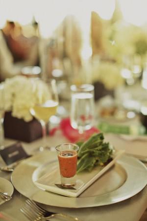 Modern Wedding Catering Presentation