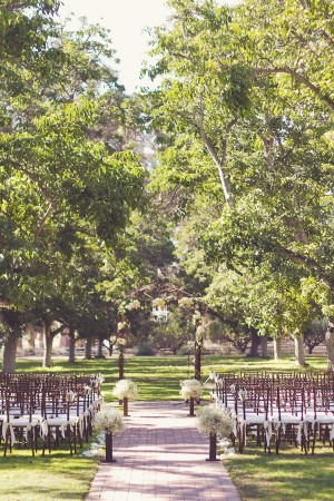 Outdoor California Wedding by Closer to Love 8