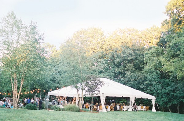 Backyard Indiana Wedding With Baby S Breath From Clary Photo