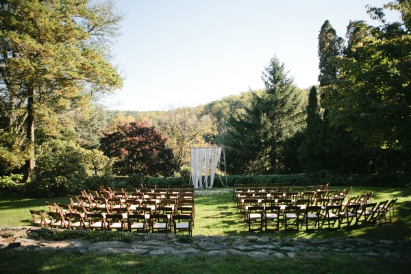 Outdoor Pennsylvania Ceremony Site