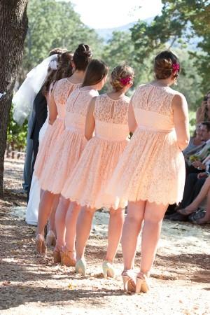 Outdoor Wedding Ceremony Venue in Wine Country