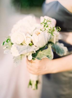 Pale Pink Bridesmaids Bouquet