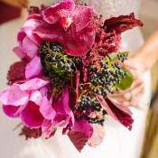 Pink and Purple Bouquet 1