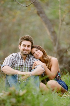 Romantic Fall Engagement Shoot by Erin Hearts Court 7