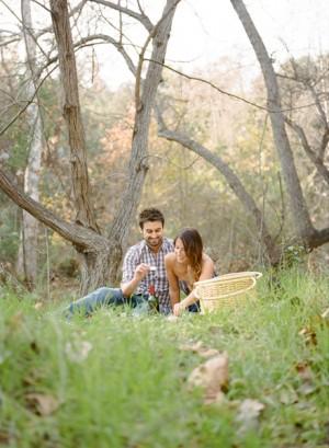 Romantic Picnic Photo
