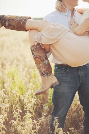 Rustic Cabin Engagement Session Closer to Love 7