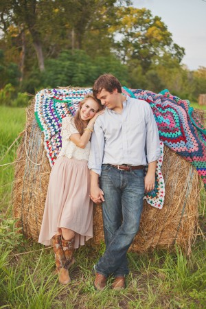 Rustic Cabin Engagement Session Closer to Love 8