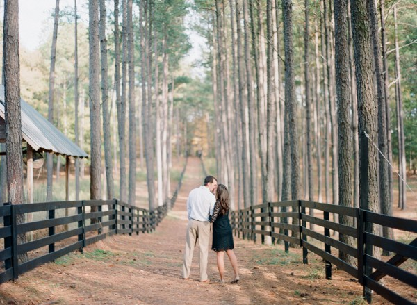 Rustic Farm Engagement Session By Melissa Schollaert 1
