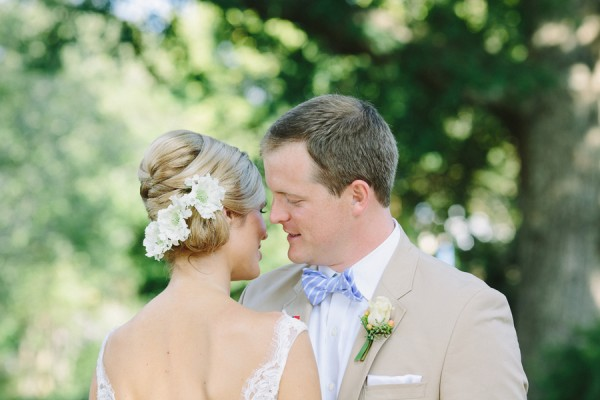 Side Knot Bridal Updo 1