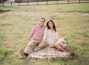 Sweet Fall Engagement Shoot by Melissa Schollaert Photography 11